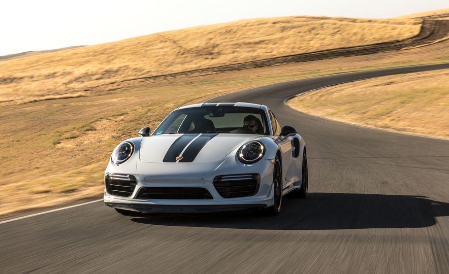 2018 Porsche 911 Turbo S Exclusive - Slide 4