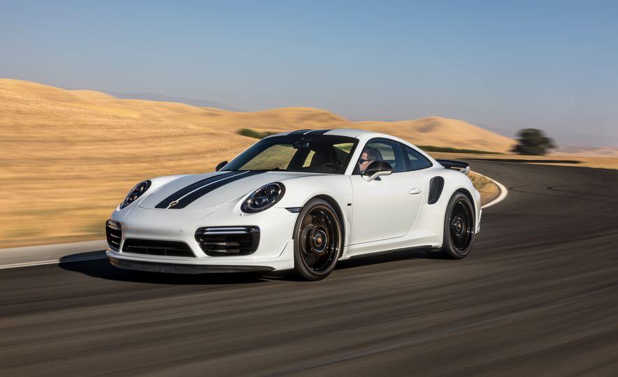 2018 Porsche 911 Turbo S Exclusive - Slide 6