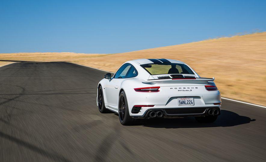 2018 Porsche 911 Turbo S Exclusive - Slide 8