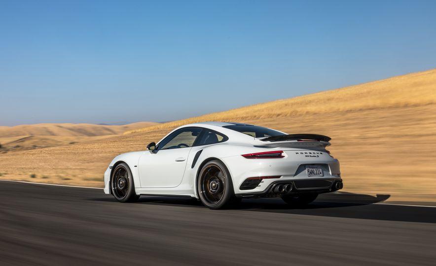 2018 Porsche 911 Turbo S Exclusive - Slide 9