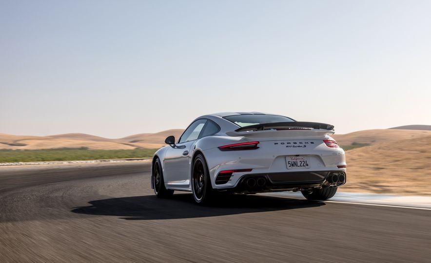 2018 Porsche 911 Turbo S Exclusive - Slide 10