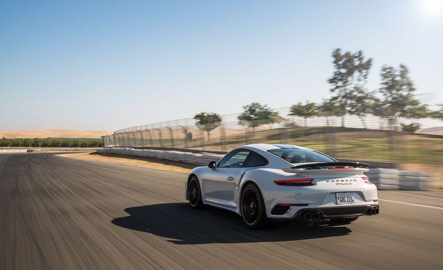2018 Porsche 911 Turbo S Exclusive - Slide 11