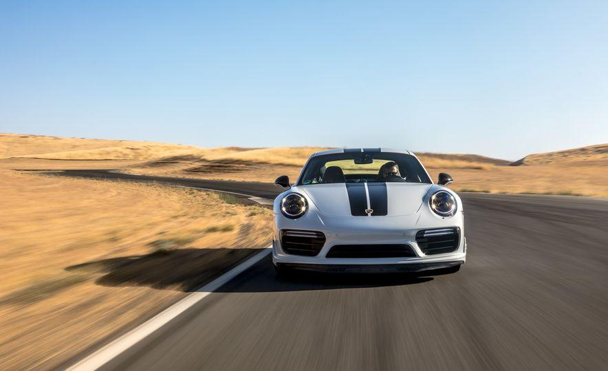 2018 Porsche 911 Turbo S Exclusive - Slide 15