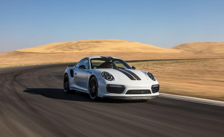 2018 Porsche 911 Turbo S Exclusive - Slide 18