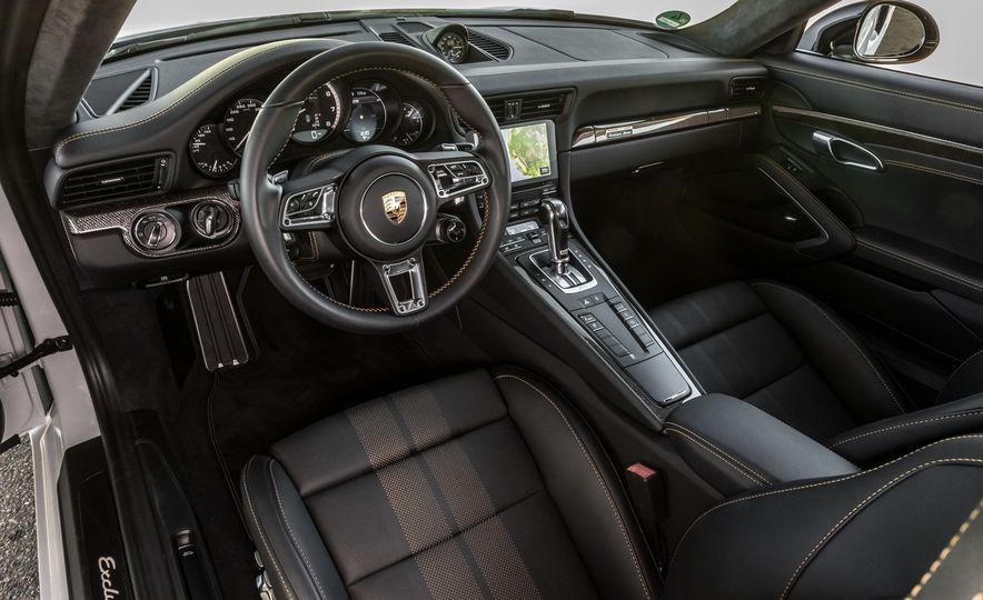 2018 Porsche 911 Turbo S Exclusive - Slide 42