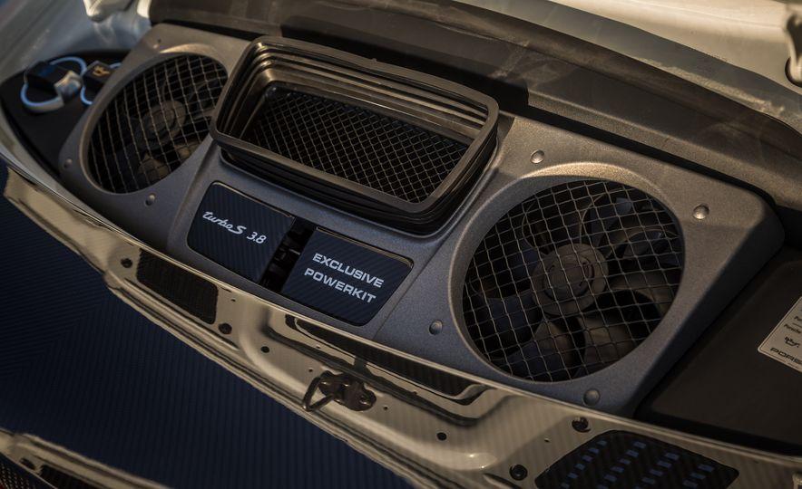 2018 Porsche 911 Turbo S Exclusive - Slide 50