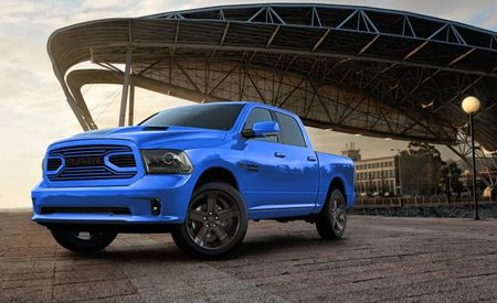 Hydro Blue Sport: Not a Body Wash, It's a New Ram Pickup!