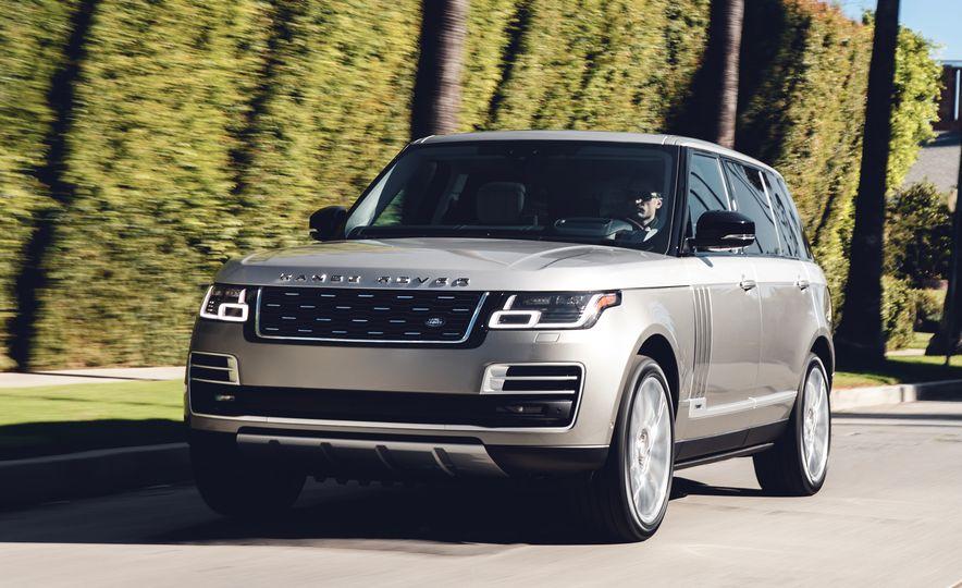 2018 Land Rover Range Rover SVAutobiography LWB - Slide 1