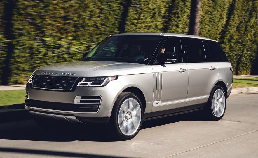 2018 Land Rover Range Rover SVAutobiography LWB - Slide 2