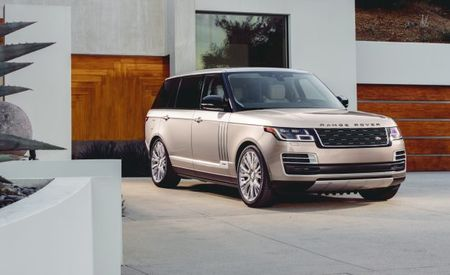 2018 Range Rover SVAutobiography Boasts $200K Worth of Indulgence