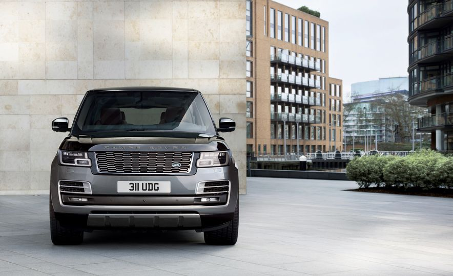 2018 Land Rover Range Rover SVAutobiography LWB - Slide 7