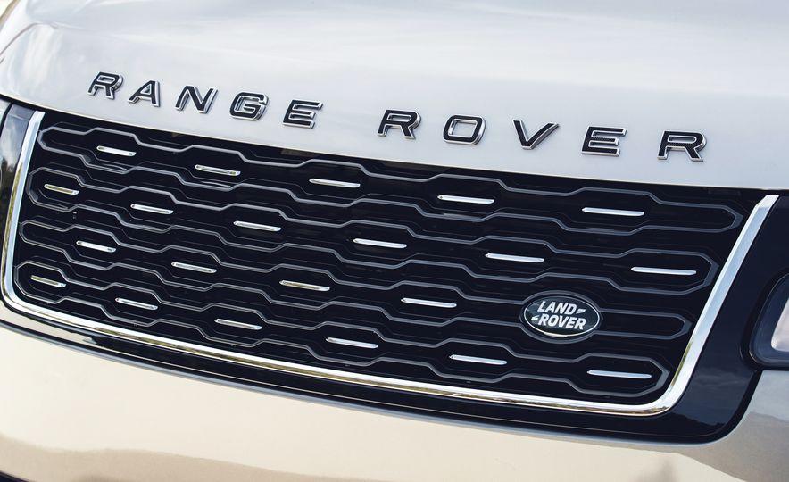 2018 Land Rover Range Rover SVAutobiography LWB - Slide 8