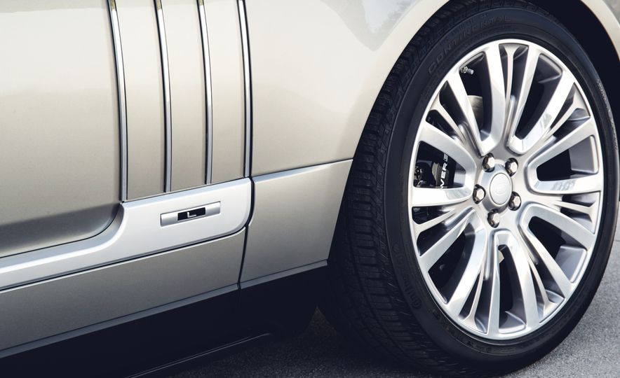 2018 Land Rover Range Rover SVAutobiography LWB - Slide 9