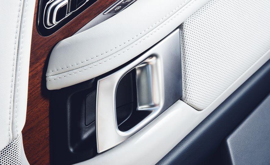 2018 Land Rover Range Rover SVAutobiography LWB - Slide 17