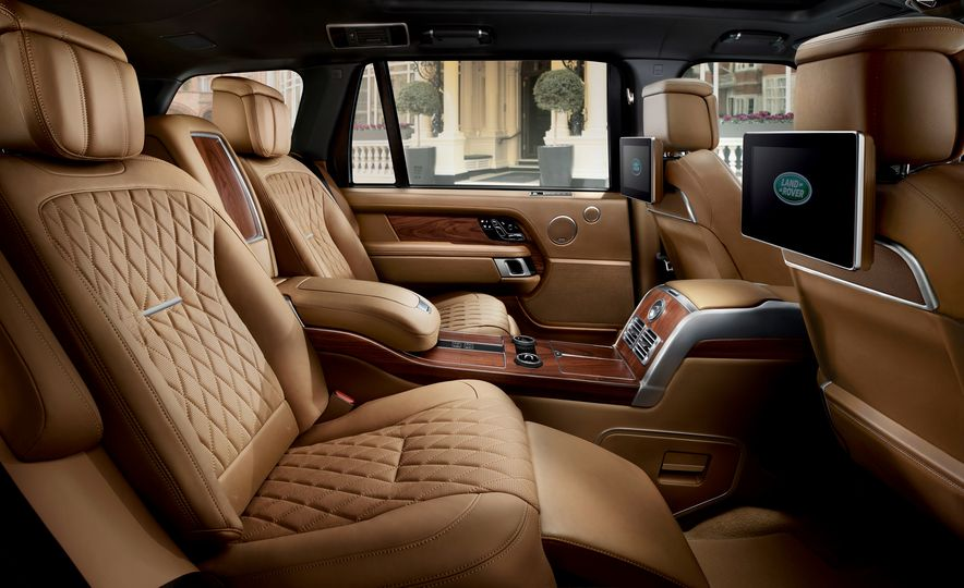 2018 Land Rover Range Rover SVAutobiography LWB - Slide 18