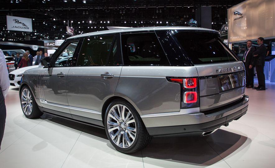 2018 Land Rover Range Rover SVAutobiography LWB - Slide 20