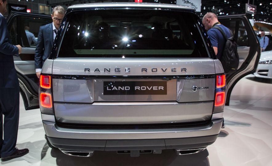 2018 Land Rover Range Rover SVAutobiography LWB - Slide 21