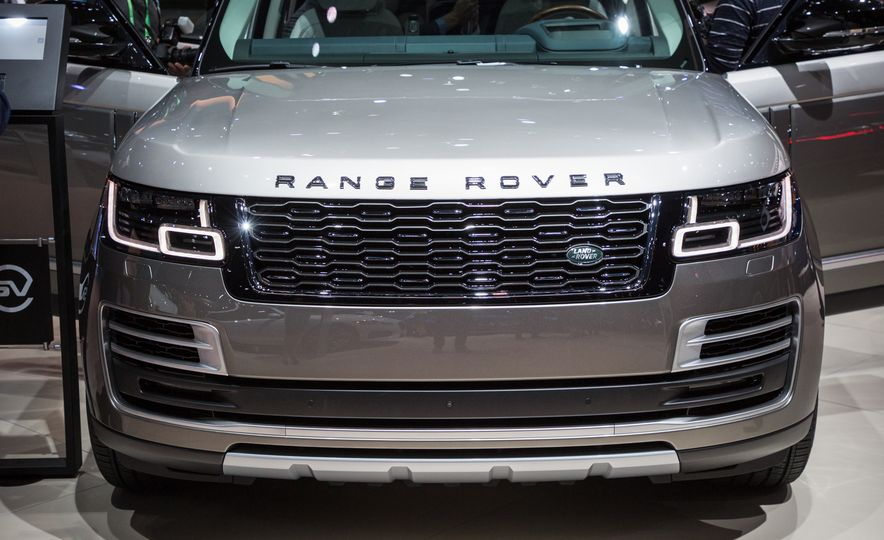 2018 Land Rover Range Rover SVAutobiography LWB - Slide 23
