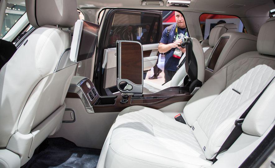 2018 Land Rover Range Rover SVAutobiography LWB - Slide 32