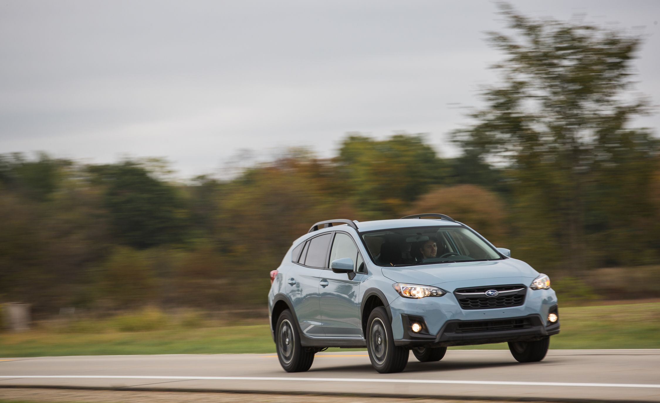 2019 Subaru Crosstrek Reviews Price Photos And Specs Car Driver