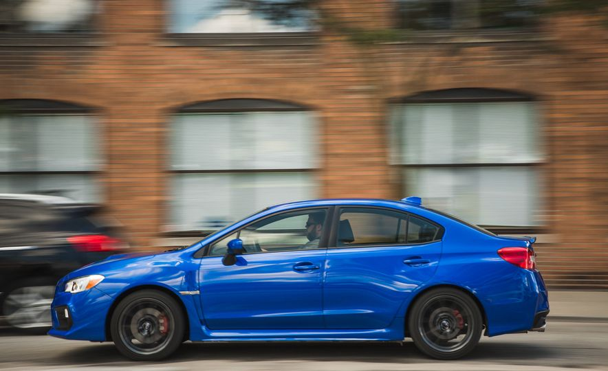 2018 Subaru WRX - Slide 5