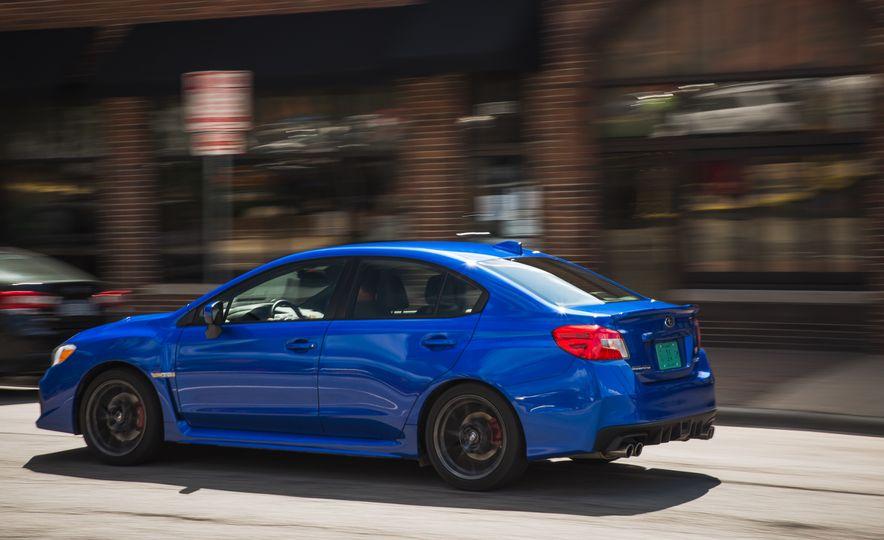 2018 Subaru WRX - Slide 6