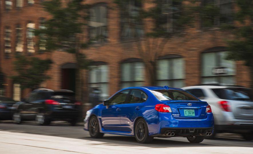 2018 Subaru WRX - Slide 8