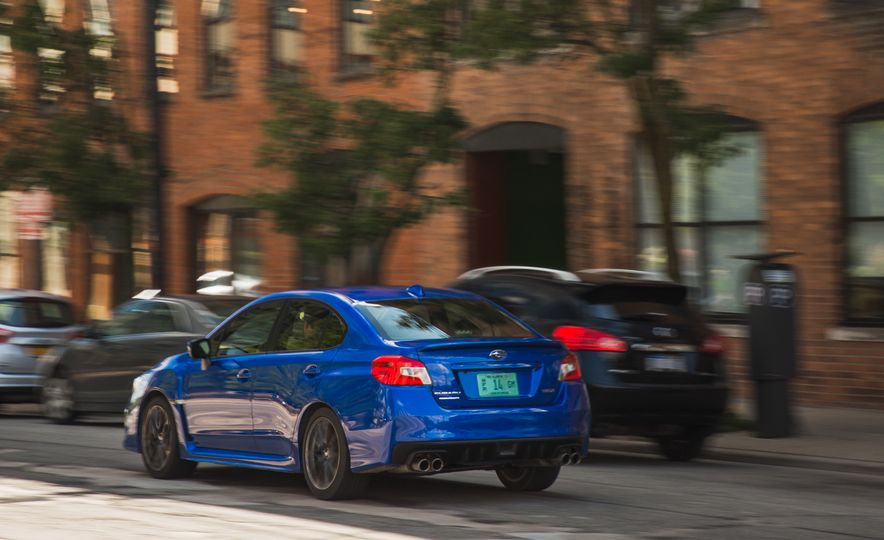 2018 Subaru WRX - Slide 9