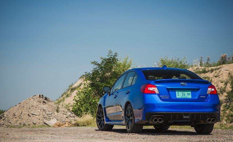 2018 Subaru WRX - Slide 13
