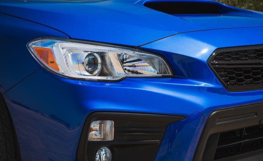 2018 Subaru WRX - Slide 16