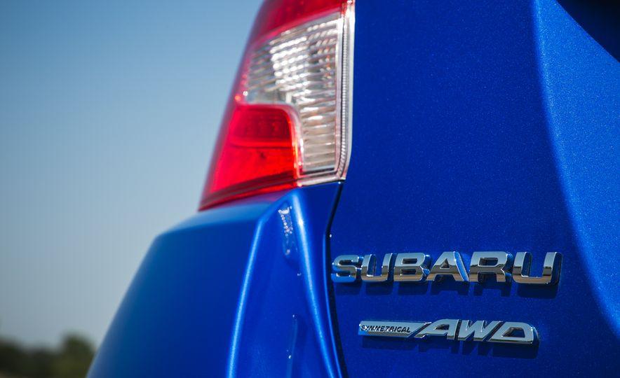 2018 Subaru WRX - Slide 19