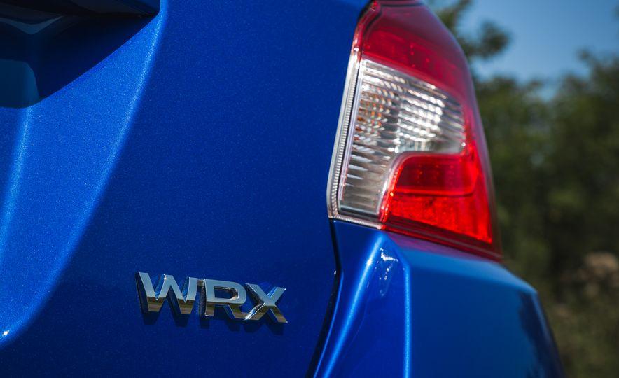 2018 Subaru WRX - Slide 20