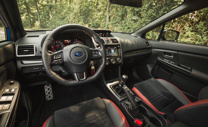 2018 Subaru WRX - Slide 25