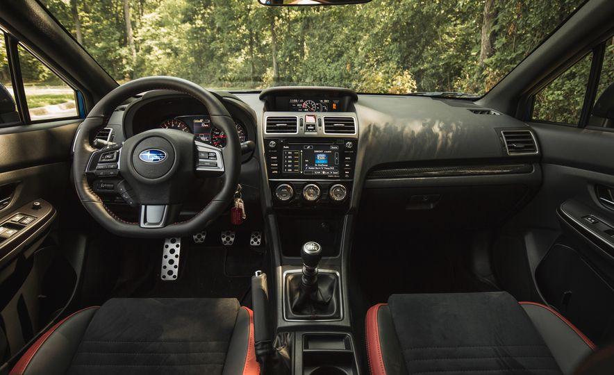 2018 Subaru WRX - Slide 27