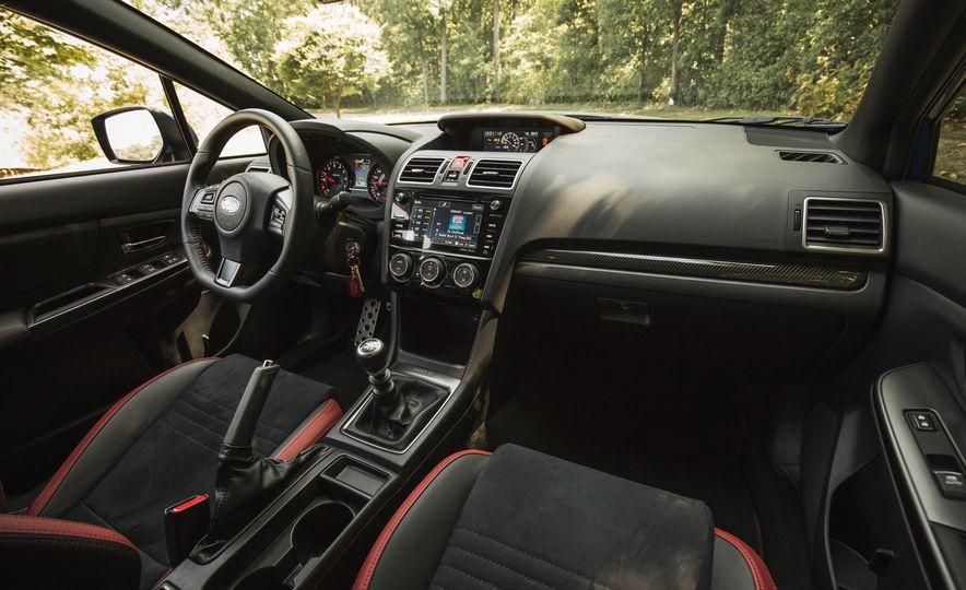2018 Subaru WRX - Slide 28