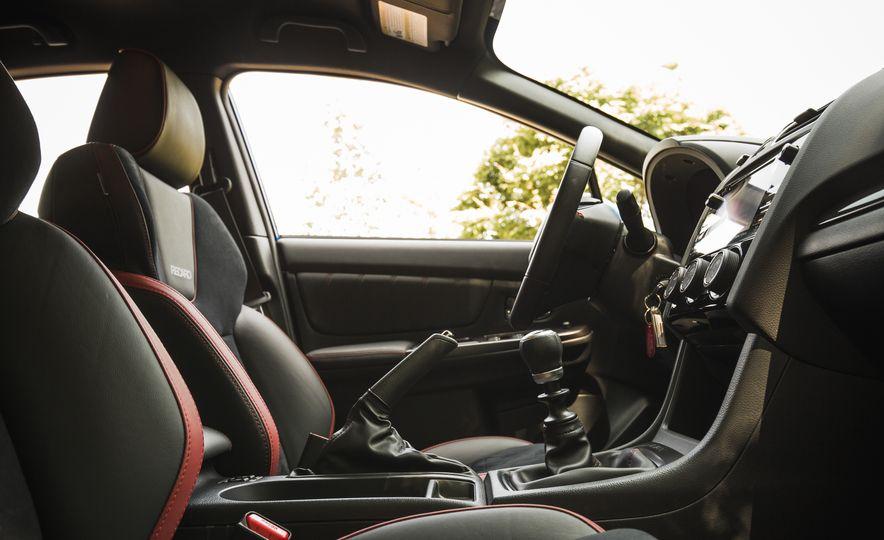2018 Subaru WRX - Slide 29