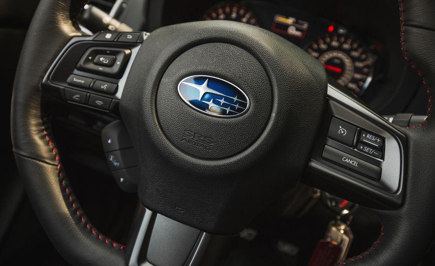 2018 Subaru WRX - Slide 31