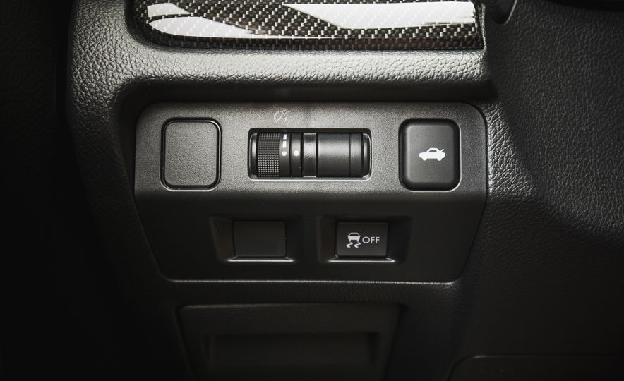 2018 Subaru WRX - Slide 34