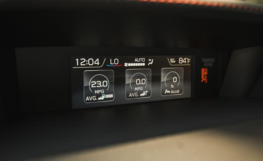 2018 Subaru WRX - Slide 38