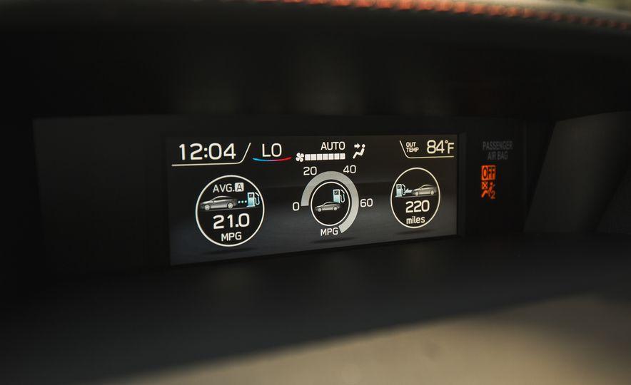 2018 Subaru WRX - Slide 40