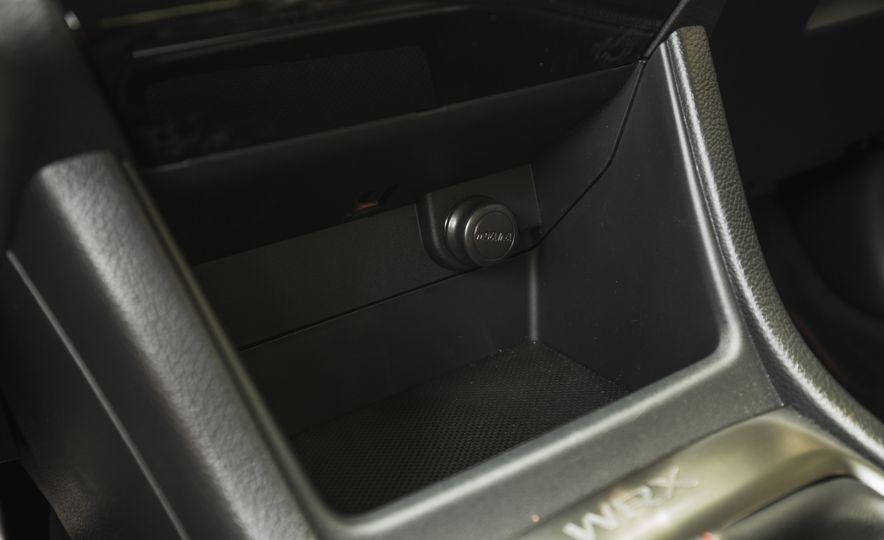 2018 Subaru WRX - Slide 47