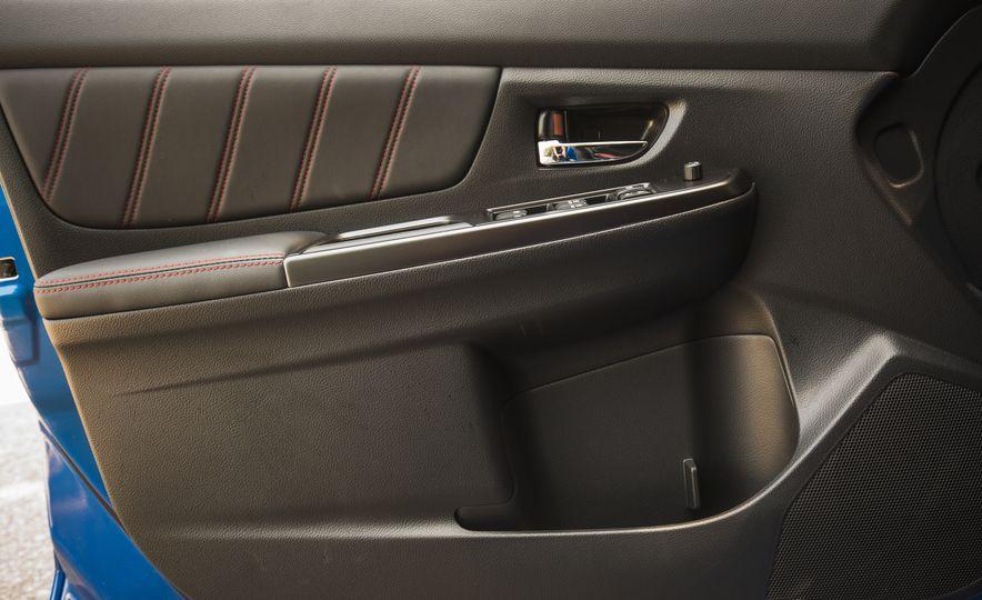 2018 Subaru WRX - Slide 51