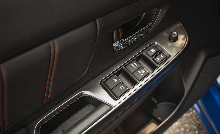 2018 Subaru WRX - Slide 53
