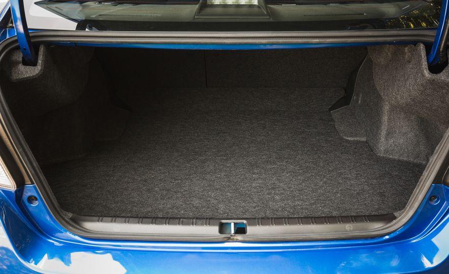 2018 Subaru WRX - Slide 60