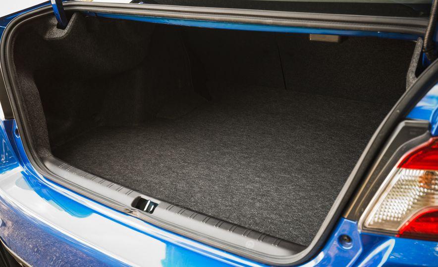 2018 Subaru WRX - Slide 61