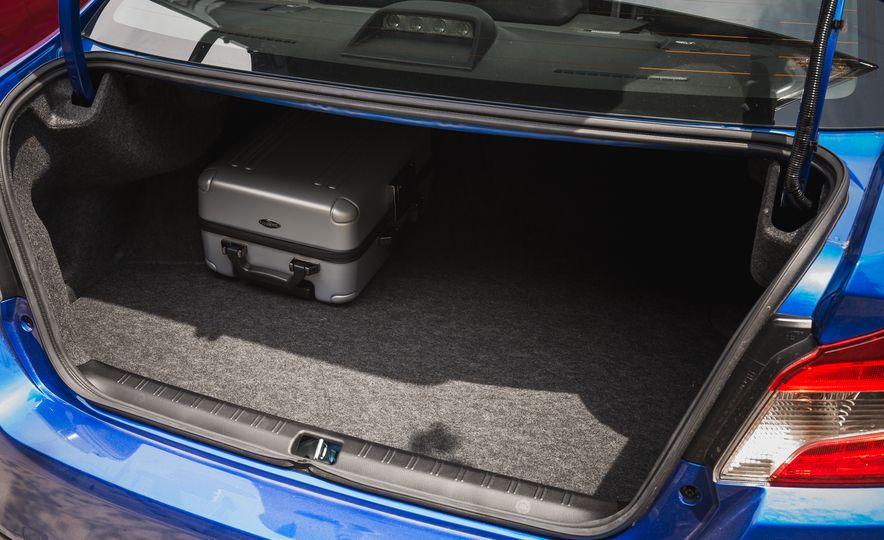 2018 Subaru WRX - Slide 62