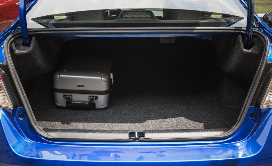 2018 Subaru WRX - Slide 63