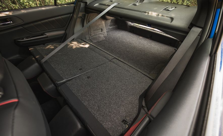 2018 Subaru WRX - Slide 66