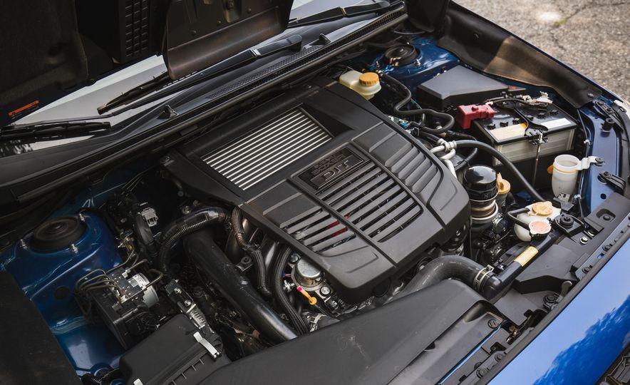 2018 Subaru WRX - Slide 67