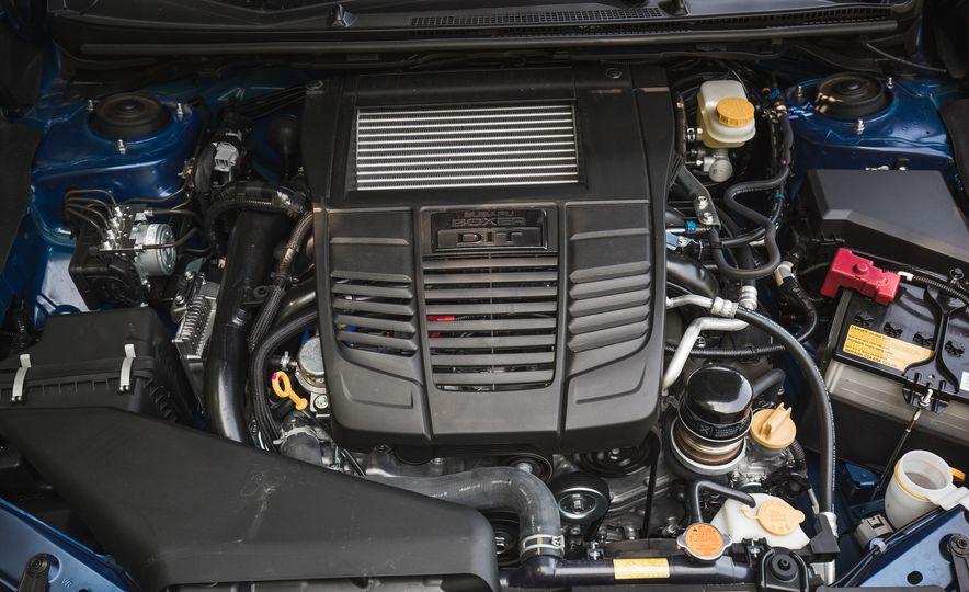 2018 Subaru WRX - Slide 68